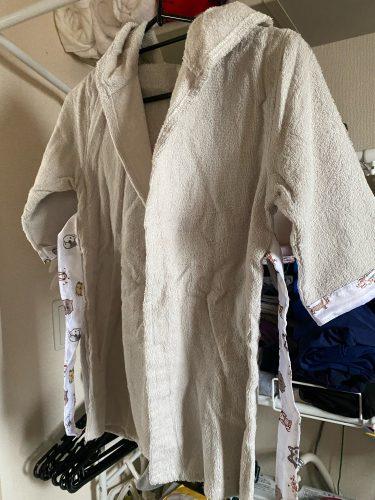 2-6 year Baby Robe Cartoon Hoodies Girl Boys Sleepwear Good Quality Bath Towels Kids Soft Bathrobe Pajamas Children's Clothing photo review