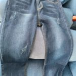 IENENS Kids Boys Jeans Baby Clothes Classic Pants Children Denim Clothing Boy Casual Bowboy Long Trousers 5-13Y photo review