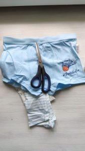 SLAIXIU 4 Pcs/lot Kids Boys Underwear Cotton Shorts Boxer briefs Panties basketball Pattern Soft Children's Underpants 4-14y photo review