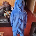 Children Pajamas Winter Sleepwear Boys Onesies Girls Pajamas Sets Cute Stitch Unicorn Shark Koala Animal Kids Pyjamas Pijama photo review
