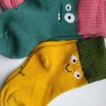 5 Pairs/lot Children Cotton Socks Autumn Winter Spring Kids Boys Girls Warm Mid Socks Cartoon Stripe Sports Socks photo review