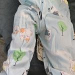 Summer Children Anti-mosquito Pants Kids Boys Harem Clothes Sweatpants Boy Baby Girls Lantern Colorful Toddler Print Clothing photo review