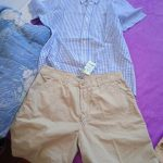 Classic Boy Plaid Shirts Short Sleeve Kids School Clothes Children Clothing Sweatershirt Teenage Top Boys Shirt Cotton photo review