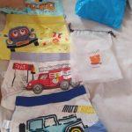 Children's Underwear for Kids Boy Cute Panties Cartoon Print Underpants Train Boxers Toddler Car Print Comfortable Shorts 4pcs photo review