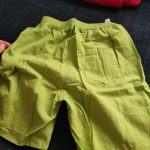 Boy Kids Shorts Children Summer Linen Cotton Short Pants For Boys Toddler Shorts Casual Clothing 3-8 Years Children's Clothing photo review