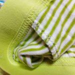4 Pcs High Quality Children's Underwear for Kids Cartoon Cat Shorts Soft Cotton Underpants Boys Teenage Striped Panties 4-16T photo review