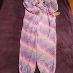 2020 Winter Flannel Family Matching Pajamas for Kids and Adult Kigurumi Unicorn Sleepwear Pyjamas Boys Girls Homewear Unicorn photo review