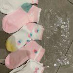 5 Pairs/Lot Children Cotton Socks Boy Girl Baby Cute Cartoon Breathable Mesh Socks For 1-12 Years Teens Summer Fashion Kids CN photo review