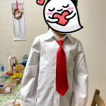 Baby Toddler Teenage Clothes School Uniform Boys Shirts White Long Sleeve Turn-down Collar Kids Shirt For Boys Children Tops photo review