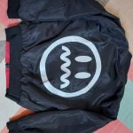 Baby Boys Jacket Korean Version Spring/Autumn Double-faced Smiley Face Printed Jacket Boys New Clothing Christmas Birthday Gift photo review