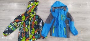 Children Outerwear Warm Coat Sporty Kids Clothes Waterproof Windproof Thicken Boys Girls Cotton-Padded Jackets Autumn and Winter photo review