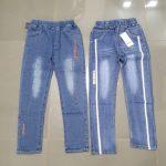 IENENS Kids Boys Jeans Fashion Clothes Classic Pants Denim Clothing Children Baby Boy Casual Bowboy Long Trousers 5-13Y photo review