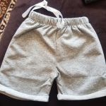 Cotton Baby Shorts for Boy Casual Solid Baby Kids Girls Shorts PP Pants Boys Shorts Summer Thin Baby Boy Clothes photo review