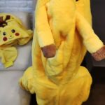 Flannel Animal Children Pajamas Set Winter Hooded Anime Unicorn Stitch Cartoon Kids Pyjamas For Boys Girls Sleepwear Onesies photo review