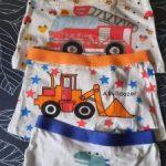 Cute 2019 Toddler Boys Boxer Underwear Kids Cartoon Dinosaur Shorts Panties Soft Cotton Giraffe Comfortable Underpants 4Pcs/pack photo review