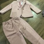 Kid Boys Wedding Suit Baby Boy Blazer 2020 Spring New Kids Formal Suits Toddler Boys Gentleman Sets for Party Clothes 2-8 Years photo review