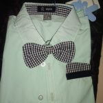 Hot sale Children's shirts Fashion England Style With Plaid bow tie Cotton 100% Full-sleeved Kids Boy's shirts clothing photo review