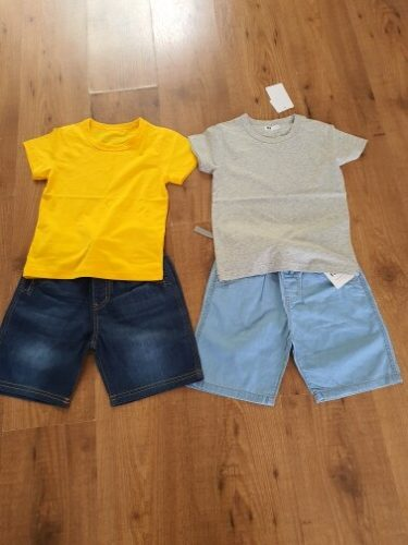 Boys Summer Jeans Shorts Children Cowboy Shorts Cotton Short Pants 2021 Casual Baby Boys Trousers 2-14 Years Kids Clothes photo review