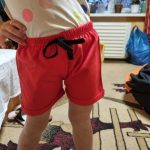 Summer 1-5Y Children Shorts Cotton Shorts For Boys Girls candy color Shorts Toddler Panties Kids Beach Short Sports Pants baby photo review