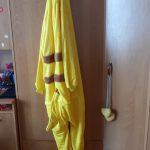 Winter Flannel Warm Soft Adult Anime Kigurumi Pajamas Woman Sexy Funny Cosplay Costume Sleepwear Unisex Cosplay Homewear photo review