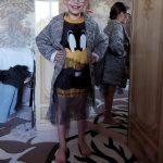 3-16 Years Teens Kids Mesh Dresses for Girls Cartoon Print Dress Summer Children Cute Clothes photo review
