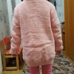 children Clothes baby boys cotton Warm Pullovers velvet thicken Winter turtleneck Knitted Loose jacket 1-12T sweater babi girl photo review