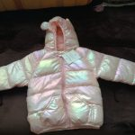 Baby Girls Jacket 2021 Autumn Winter Jacket For Girls Coat Kids Warm Hooded Outerwear Children Clothes Infant Girls Coat photo review