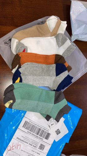 10Pcs/lot Spring Summer children's socks Mesh Cotton Socks for a boy Striped Solid socks for children Girls Kids Sport Socks photo review