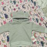 Orangemom Baby Boys Girls clothing winter spring Sweater Cute ear Hoodie Korean thicken fleece Sweatershirt children clothes photo review