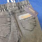 IENENS Boys Casual Jeans Trousers Autumn Denim Pants Kids Children Loose Pants Bottoms Clothing photo review