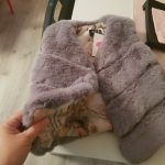 Children Girls Faux Fur Vest Autumn & Winter Fashion Thick Warm Colorful Waistcoat Kids Outerwear Baby Girl Christmas Clothes photo review