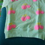 Children Hoodies Sweatshirts Boys Girls Kids Cartoon Rabbit Strawberry Cotton Pullover Tops Baby Girls Spring Autumn Clothes photo review