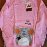 SAILEROAD 2-7years Animal Rabbit Appliques Girls Sweatshirts Child Kid Clothes Autumn Baby Girl's Clothing Boys Long Sleeve Tops photo review