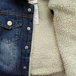 2020 Jacket For Girls Boys Autumn Winter Plus Cashmere Thicken Jeans Coat Children Clothes Warm Fashion Baby Denim Jackets 2-6Y photo review