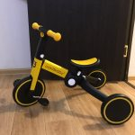 Original Uonibaby 5 Into 1 Baby Tricycle Stroller Kids Pedal Trike Two Wheel Balance Bike Scooter Trolley For 1-6 Years Old photo review