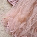 Winter Girls Dress 2020 Girls Clothes Princess Party Dress Backless Lace Tutu Layered Dress Elegant Ceremony Teenage Costume photo review