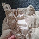 2020 Autumn Girls Warm Vest Winter Boys Thicken Waistcoat Kids Outerwear Vest Children Teens Cotton Jackets Vest For 3-10 Years photo review