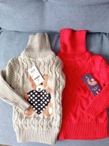2020 Autumn Winter Infant Baby Boys Girl Children Kids Knitted High collar Pullovers Turtleneck Warm Thick Sweaters 2-8 Year photo review