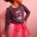 2020 New Tutu Skirt Baby Girl Clothes 12M-8Yrs Colorful Mini Pettiskirt Girls Party Dance Rainbow Tulle Skirts Children Clothing photo review