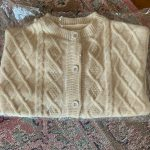 kids baby girls boys autumn winter full sleeve single breasted solid knitting outwear coat toddler children sweater 3M-5Y photo review