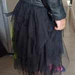 VIDMID Girl Skirts Tutus Children's Clothes Bottomst Girls Tutu Skirts Puff Princess Dance Skirt Mother And Child Skirt P158 photo review
