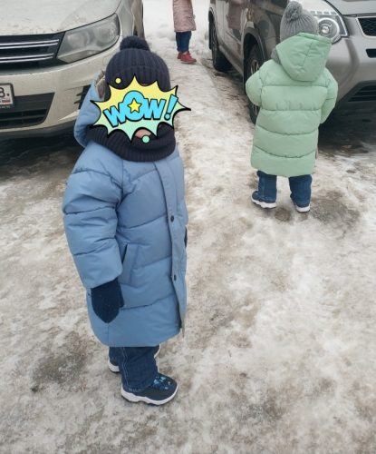 DIMUSI Winter Boys Jackets Child Kids Thick Warm Parkas Hooded Coats Baby Girls Mid-Long Outwear Windbreaker Jackets Clothing photo review