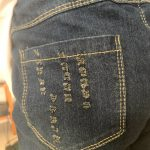 2021 Autumn Children's Clothes Girls Jeans Casual Slim Denim Blue Baby Girl Jeans For Girls Big Kids Pencil Jeans Long Trousers photo review