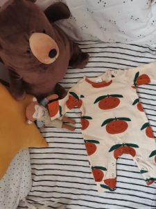 Toddler Boy Girl Clothes Family Matching Clothes Cotton Casual T-shirt Dresses Orange Baby Romper Legging Kids Tees Clothes photo review
