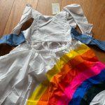 Bear Leader Summer Children Clothing Princess Kids Dresses for Girls Causal Wear Floral Dress Cotton Baby Girls Dress Vestidos photo review