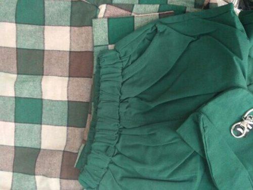 Spring Autumn Cotton Toddler 2pcs Suit Children Clothing Sets Plaid Lapel Shirt Pants for Boys Outfit Cute Kids Coat Active Suit photo review