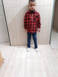 VIDMID Boys shirts for Girls British Plaid child Shirts kids school Blouse red tops clothes Kids Children plaid 12 years 6010 01 photo review