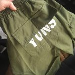 Autumn Children Pants For Boys Cargo Pant Letters Kids Pants Casual Kids Clothes Winter Teenage Boys Clothing For 3-16 Years New photo review