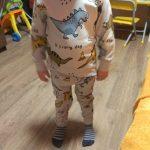 Baby Kids Pajamas Sets Cotton Boys Sleepwear Suit Autumn Girls Pajamas Long Sleeve Pijamas Tops Pants 2pcs Children Clothing photo review