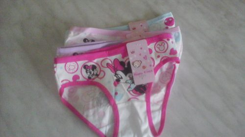 4 PCS/Lot Baby Underwear Kids Panties for 2-11 Years Girls Toddler Children Cotton Underpants Briefs photo review